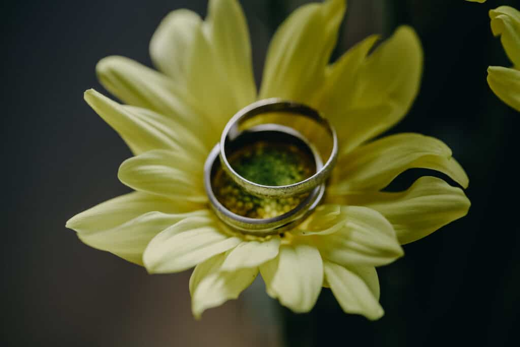 bali wedding ring